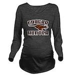 cougar1 copy Long Sleeve Maternity T-Shirt