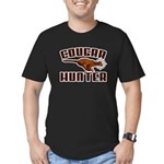 cougar1 copy Men's Fitted T-Shirt (dark)