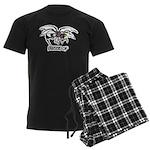 buzzzzofff Men's Dark Pajamas