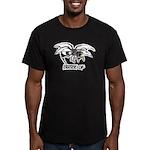 buzzzzofff Men's Fitted T-Shirt (dark)