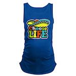 chose life Maternity Tank Top