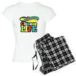 chose life Women's Light Pajamas