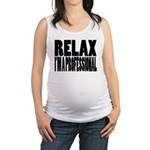 relax1 Maternity Tank Top