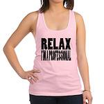 relax1 Racerback Tank Top