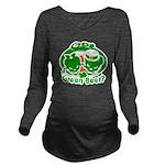 st. patrick Long Sleeve Maternity T-Shirt