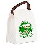 st. patrick Canvas Lunch Bag