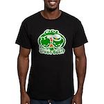 st. patrick Men's Fitted T-Shirt (dark)