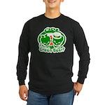 st. patrick Long Sleeve Dark T-Shirt