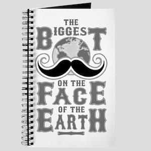 The Biggest Mustache! Journal