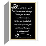 How Do I Love You? Greeting Cards (Pk of 10)