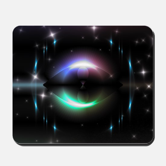 Mystic Prisms - Eye - Mousepad
