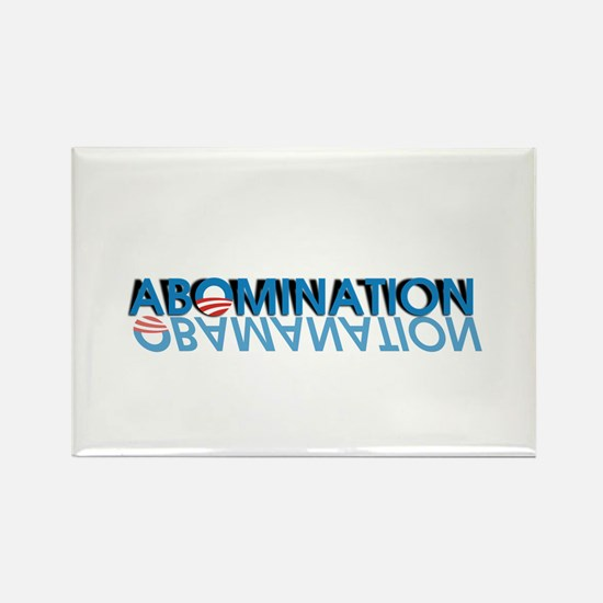 Abomination = Obamanation Magnets