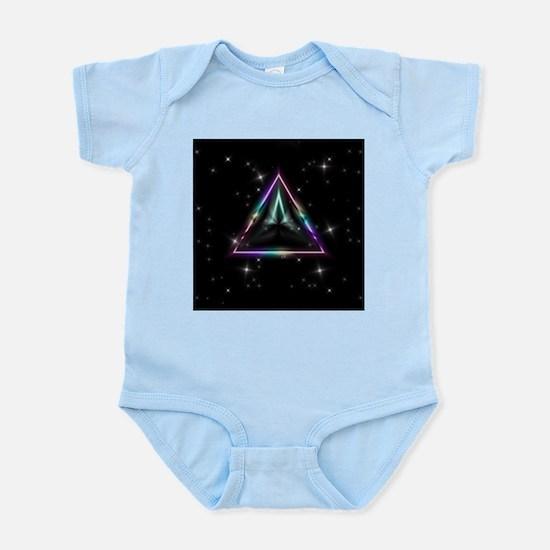 Mystic Prisms - Pyramid - Infant Bodysuit