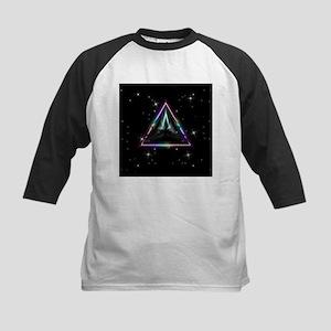 Mystic Prisms - Pyramid - Kids Baseball Jersey
