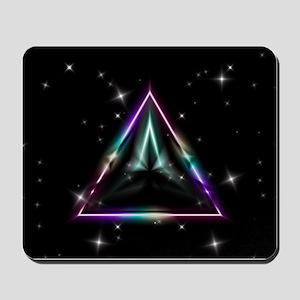 Mystic Prisms - Pyramid - Mousepad