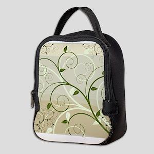 Art - Design - Nature Neoprene Lunch Bag