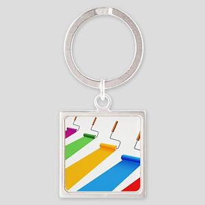 Art - Design - Paint Keychains