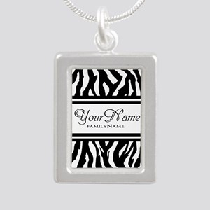 Custom Animal Print Necklaces