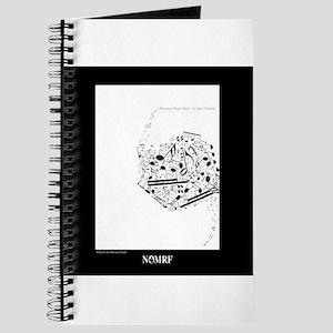 NOmrf Art Journal