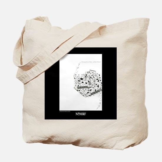 NOmrf Art Tote Bag