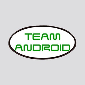 TEAM-ANDROID-SAVED-GREEN Patches