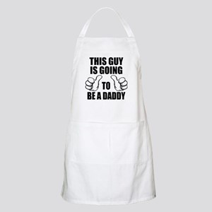 Going To Be A Daddy Apron