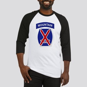 SSI - 10th Mountain Division Baseball Jersey
