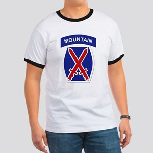 SSI - 10th Mountain Division Ringer T