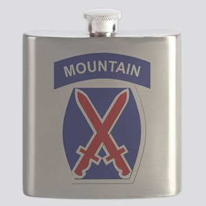 SSI - 10th Mountain Division Flask