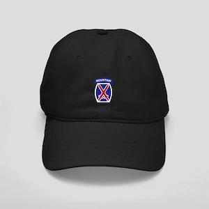 SSI - 10th Mountain Division Black Cap