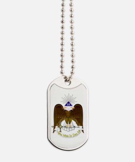 Scottish Rite Dog Tags