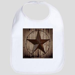western texas star Bib