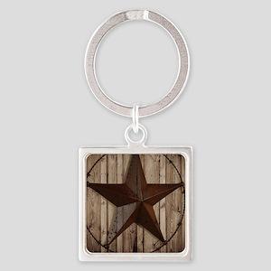 western texas star Keychains