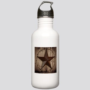 western texas star Water Bottle