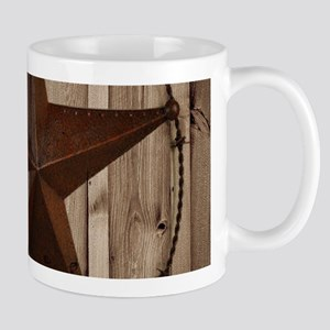 western texas star Mugs
