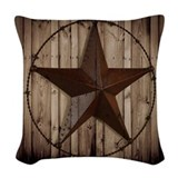 Western Woven Pillows