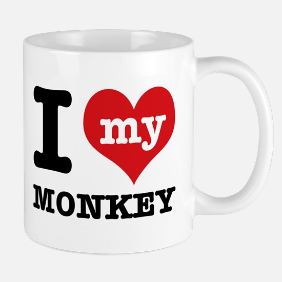 I love my MONKEY Mug