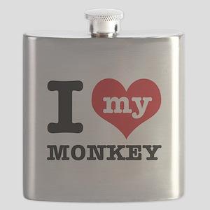I love my MONKEY Flask
