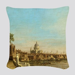Thames from the Terrace of Somerset House (by Cana