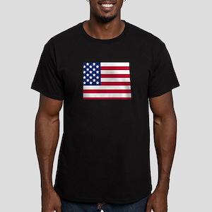 Colorado American Flag T-Shirt