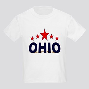 Ohio Kids Light T-Shirt