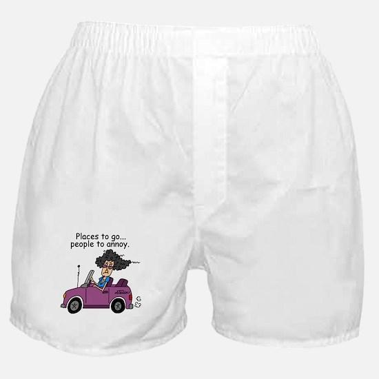 Annoying People Boxer Shorts