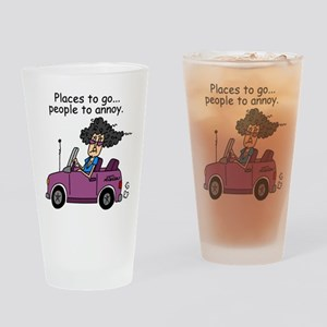 Annoying People Drinking Glass