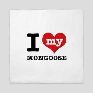 I love my MONGOOSE Queen Duvet