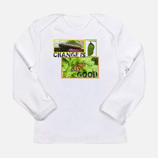 Change Is Good Long Sleeve T-Shirt