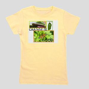Change Is Good Girl's Tee