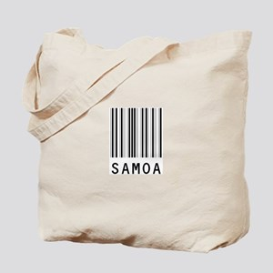 SAMOA Barcode Tote Bag