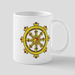 Dharmachakra Wheel Mug