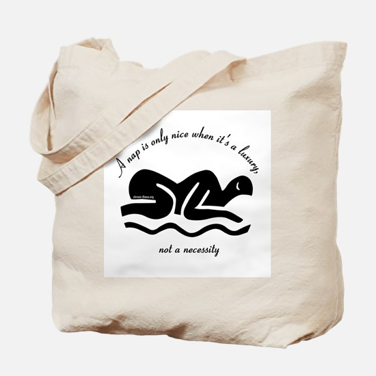 Nap Realities Tote Bag