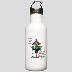 Getting Old Birthday Stainless Water Bottle 1.0L